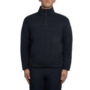 softshell fleece pullover