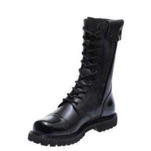 paratrooper side zip boot